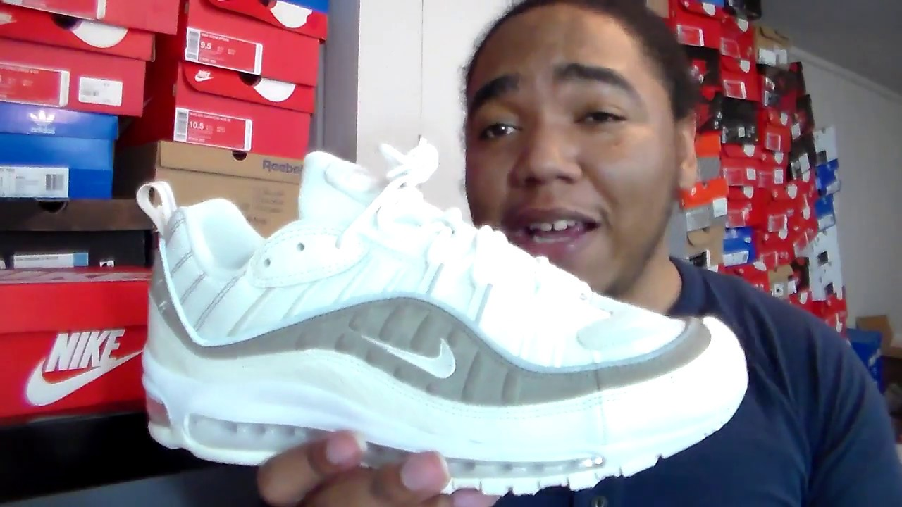 Nike Air Max 98 Snakeskin Review & On feet: Lux and Classy