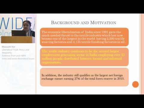 Inequality Conference - The impact of policies on inequality 2/5