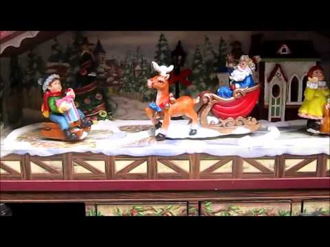 Animated Musical Advent Calendar for $25 down from $150!