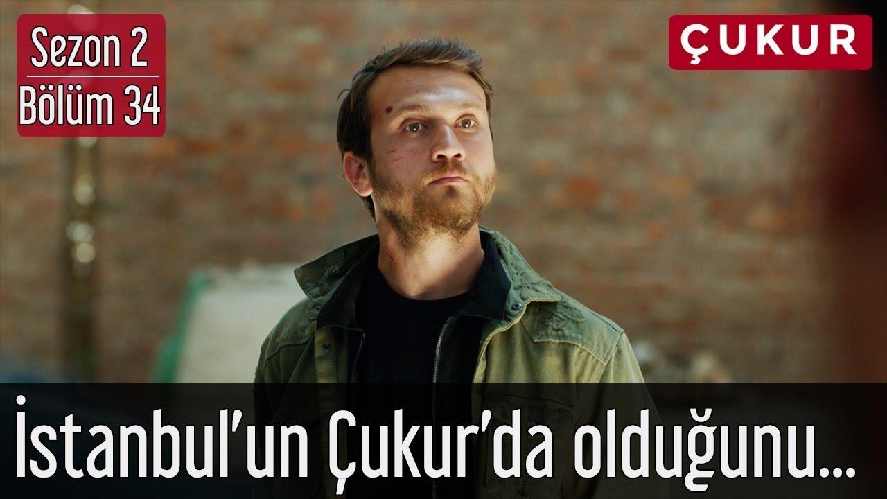 Çukur 2.Sezon 34.Bölüm (Sezon Finali) - İstanbul'un Çukur'da Olduğunu Öğrenecek
