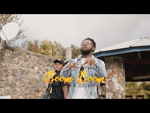 AFROSTYLE FT. JAZZ MMC - BOOM BOOM [ Clip Officiel ]