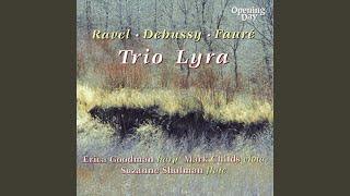 Sonate for Flute, Viola and Harp: II. Interlude (Tempo di minuetto)