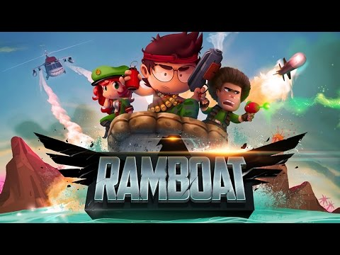 Ramboat (by Genera Mobile) - iOS / Android - HD (Sneak Peek) Gameplay Trailer