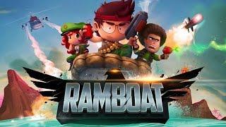 Ramboat (by Genera Mobile) - iOS / Android - HD (Sneak Peek) Gameplay Trailer