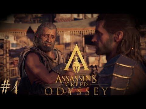 Война,Волк и уничтожение городов Assassin's Creed Odyssey   Стрим часть #4 18+
