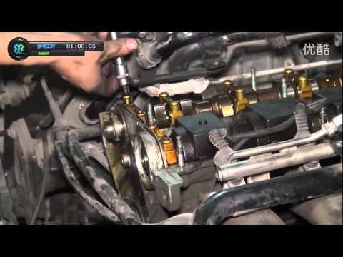 How To replace camshaft oil seal Volkswagen Passat 1.8T