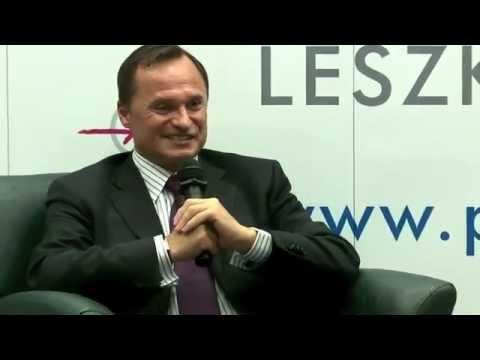 Leszek Czarnecki O Biznesie - Spotkanie Z Leszkiem Czarneckim W Uczelni Vistula