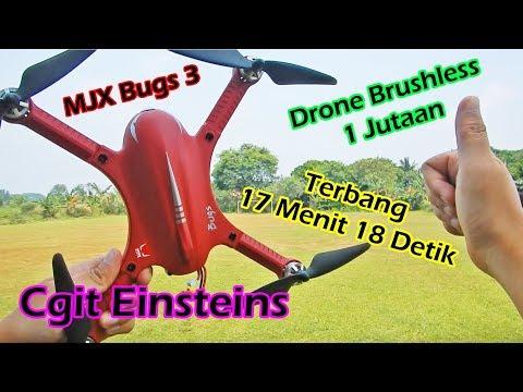 MJX Bugs 3 Drone Murah 1 Jutaan Terbangnya Lamaaaaaaa Buanget xD