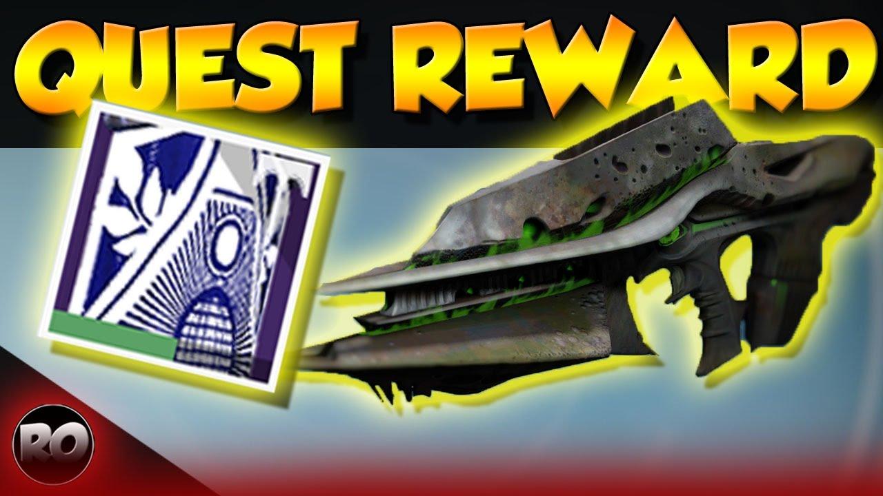 destiny | age of triumph quest reward, everthing i have gotten