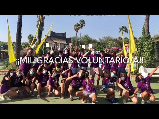 ¡GRACIAS VOLUNTARIOS/AS!