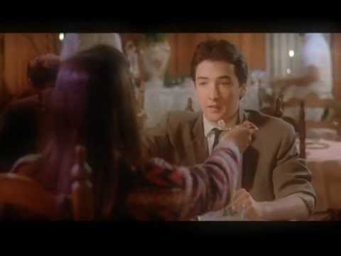 The Sure Thing 1985 The Sun Always Shines On TV music video: John Cusack & Daphne Zuniga