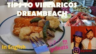 Tips for Villaricos / Palomares - Dreambeach area