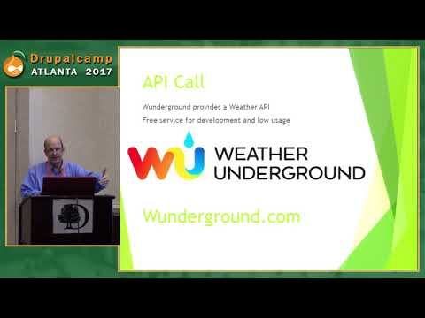 DCATL 2017 - Weather, Weather, Everywhere on YouTube
