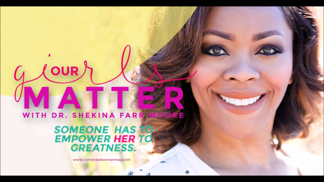 Image result for Dr. Shekina Farr Moore Empowers Women and Girls