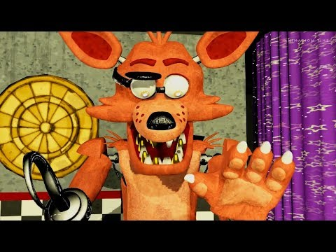 [FNAF SFM] Foxy's Show (Five Nights at Freddy's Animation) thumbnail