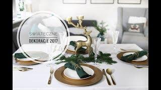Dekoracje Świąteczne 2017 I loveandgreatshoes