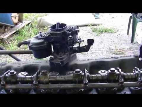 PTO Driven Car Engine Air Compressor - Part 1 - zeketheantiquefreak