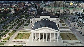 "20 faсts about Astana №5. State Opera and Ballet Theatre ""Astana Opera"""
