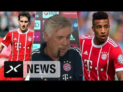 "Tolisso, Rudy? Carlo Ancelotti: ""Sehe Preis nicht"" | FC Bayern München - Bayer 04 Leverkusen"