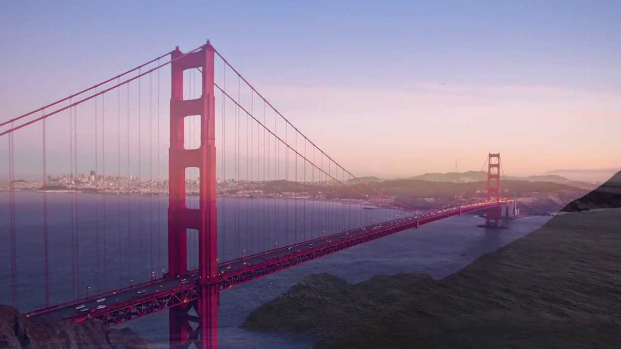 Golden Gate Bridge San Francisco Hd 1080p Gopro Youtube