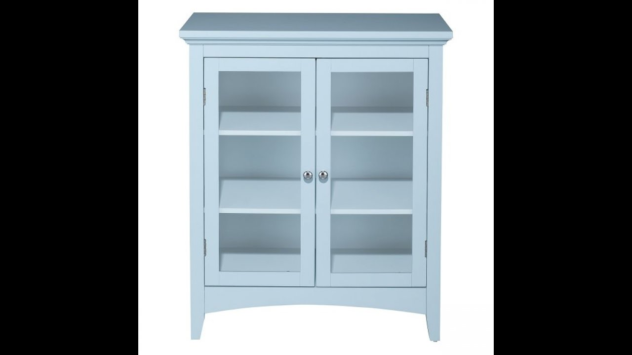 Bathroom storage cabinets floor linen storage cabinet for Floor standing mirrored bathroom cabinet