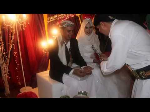 YEMEN MALAYSIA WEDDING // ARAB MALAY WEDDING  اليمن وماليزيا