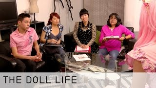 The Doll Life EP 101 - The Photoshoot (Clip 2 of 4) - Myx TV