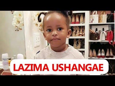 UTASHANGAA UZIMIE! Mtoto Wa ZARI Na Diamond Ashangaza Ulimwengu mzima kwa uzuri thumbnail
