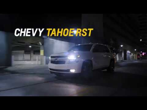 Chevy Tahoe RST: Style and Performance   Chevrolet