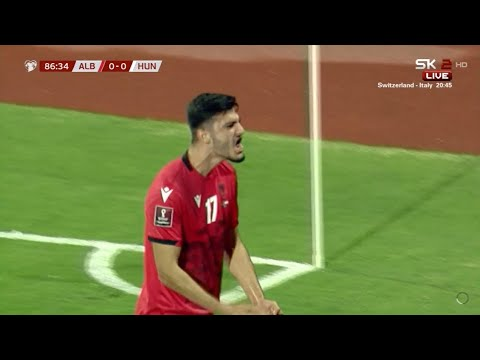 Albania Hungary Goals And Highlights