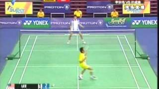 Lee Chong Wei - Malaysia Badminton 2009 Final - Music Video