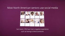 Social Media Security Tips - Protect Seniors Online