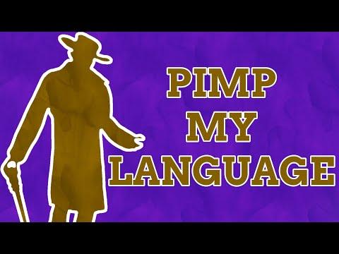 How Pimp Became An Everyday Verb
