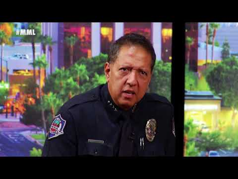Mesa Police Chief Ramon Batista joins Host Mark Cordes on Mesa Morning Live