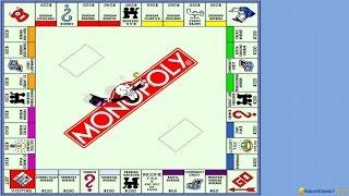Monopoly (Hasbro, 1993) gameplay (PC Game, 1993)