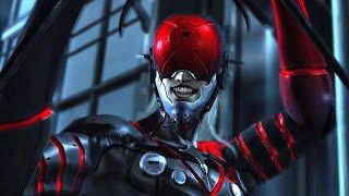 Metal Gear Rising Revengeance - Monsoon Boss Fight [4K 60FPS]