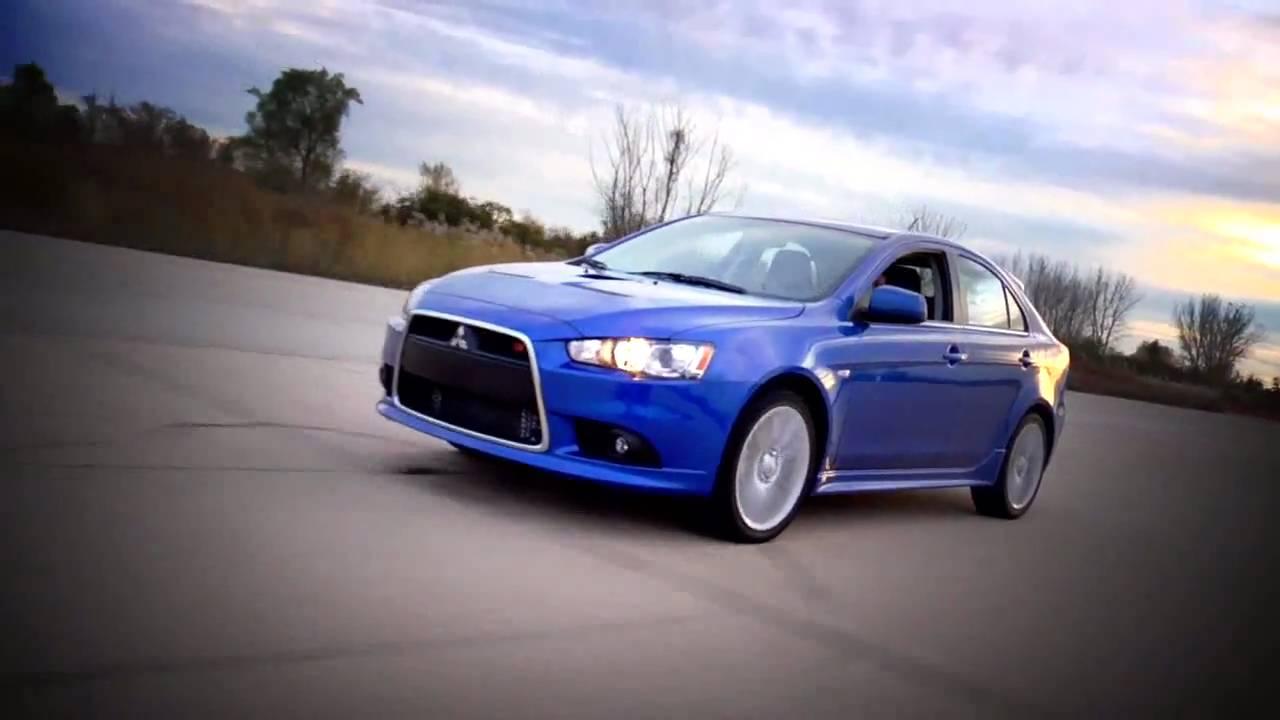 2010 Mitsubishi Lancer Sportback Ralliart Review Fldetours Youtube