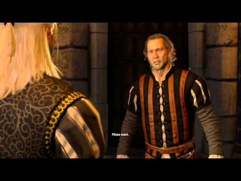 The Witcher 3: Wild Hunt Emperor Charles Dance