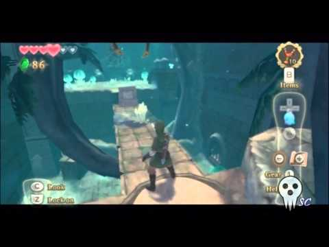 [Análisis Wii] The Legend of Zelda: Skyward Sword