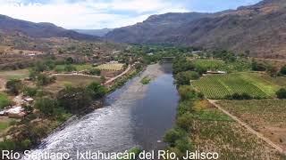 Zona limítrofe Jalisco - Zacatecas