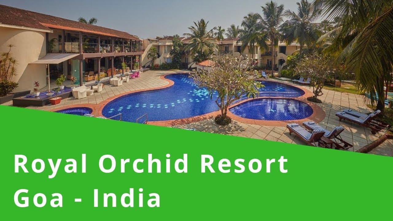 Royal Orchid Beach Resort Spa Goa India Top 5 Star Luxury