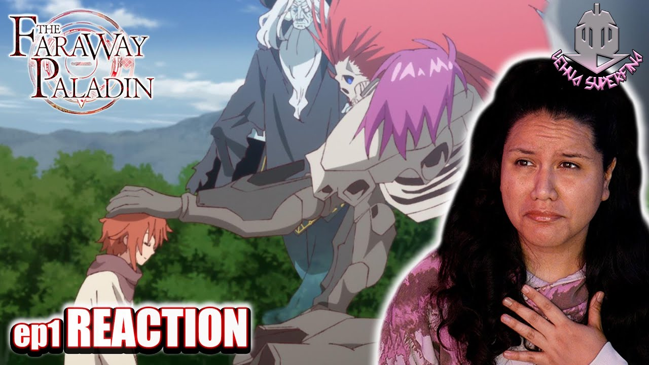 Download THE FARAWAY PALADIN episode 1   REACTION   Raised by the Undead