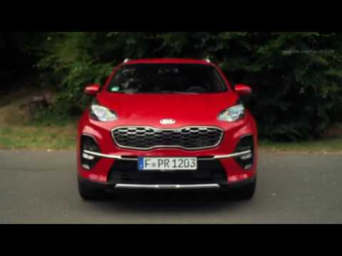 2019 kia sportage gt line awd infra red mild hybrid youtube. Black Bedroom Furniture Sets. Home Design Ideas