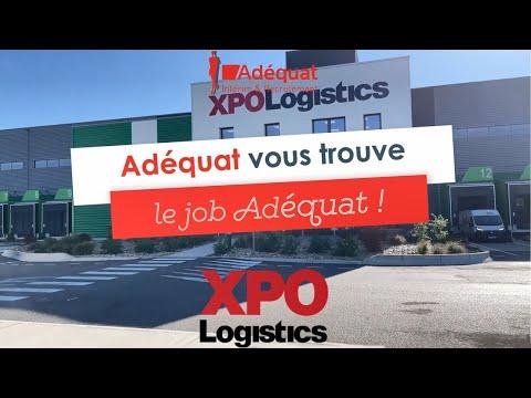 Le Job Adéquat chez XPO Logistics INTERSPORT