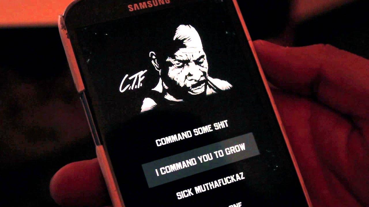 CT Fletcher Mobile App