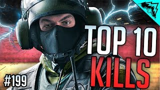THAT'S SKILL - TOP 10 Rainbow Six Siege - WBCW #199 (Top 10 Plays)
