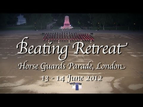 Beating Retreat 2012 (The full Concert 80min) HD
