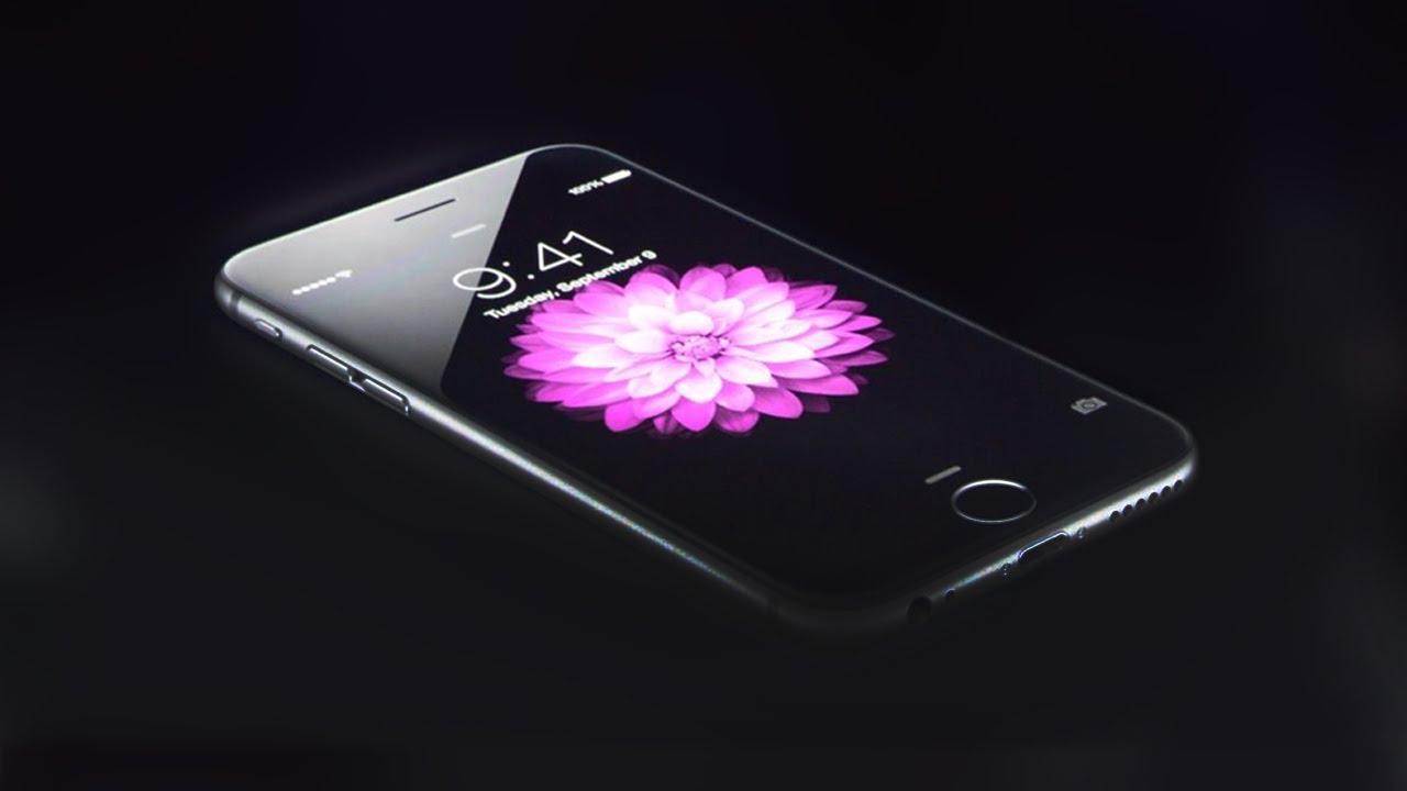 знакомство с iphone 6