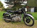 Vincent Rapide C 1950 998cc Ex Billy Galloway & E.M.G.Stevens Motorcycle