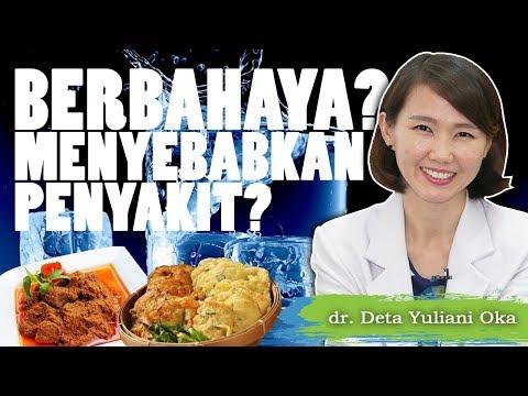 Minum Air Dingin Setelah Makan Berlemak, Bikin Lemak Beku? - Dr. Deta Yuliani Oka